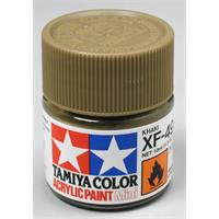 Tamiya lakk Acryl XF-49 Khaki 10ml glass