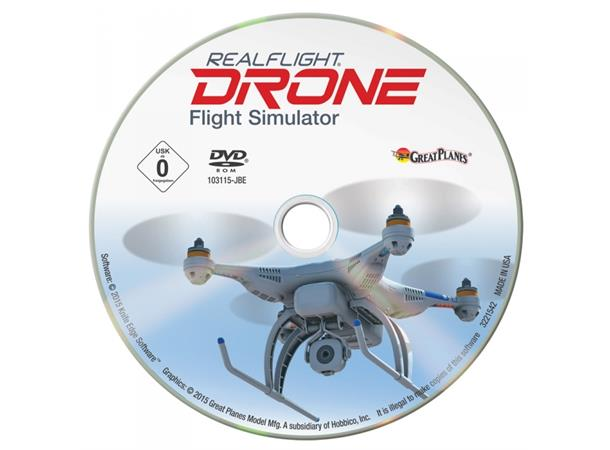 Real Flight Drone Simulator - Norwegian Modellers