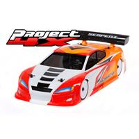 Serpent Project 4X Touringcar EP 1/10 Kit