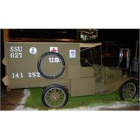 Revell Model T 1917 Ambulance 1/35 Revell plastbyggesett