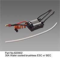 JW820902 30A Water cooling brushless ESC