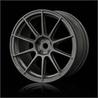 MST Silver grey 5H wheel (+1) 4 stk